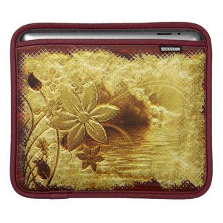 Flower Decor 59 iPad Sleeve Options
