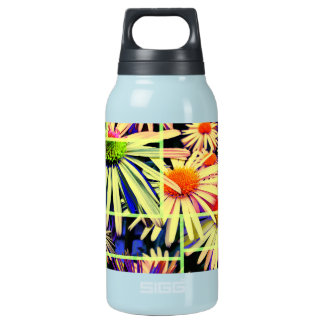 Flower Decor 66 Insulated Water Bottle