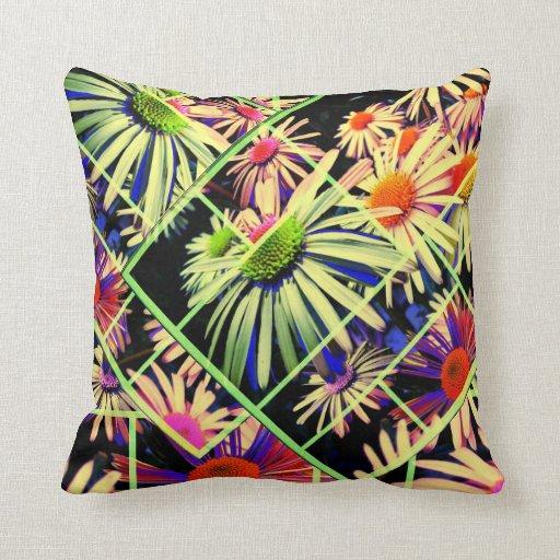 Flower Decor 66 Pillow