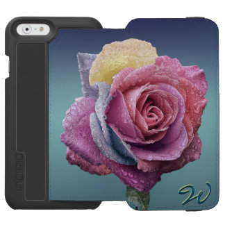 Flower Decor 87 iPhone 6/6s Wallet Case