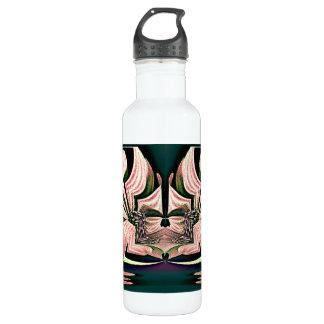 Flower Deity Stainless Steel Water Bottle
