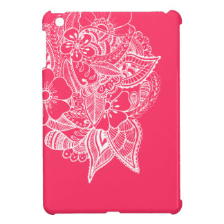 Flower design 1 - Mellon Case For The iPad Mini
