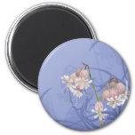 flower design. magnets