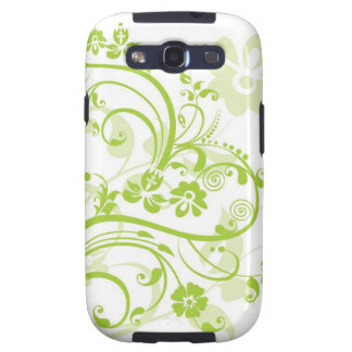 Flower design png galaxy s3 cover