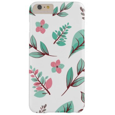 Flower Design Series 2 Barely There iPhone 6 Plus Case