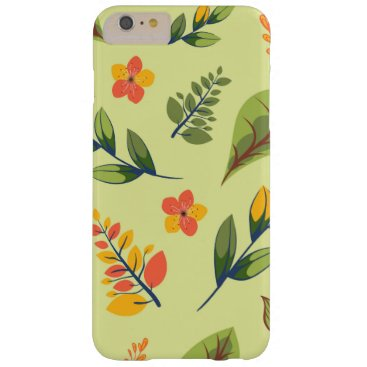 Flower Design Series 3 Barely There iPhone 6 Plus Case