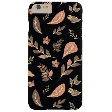Flower Design Series Barely There iPhone 6 Plus Case