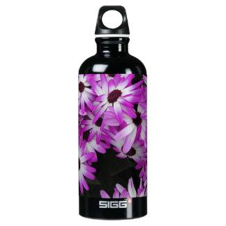 flower desing SIGG traveler 0.6L water bottle