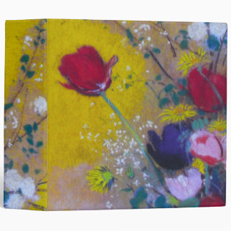 Flower Diaries ~ Busines Album Binder