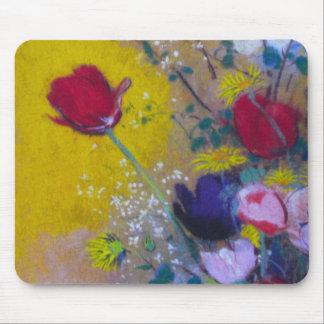 Flower Diaries - Mousepad
