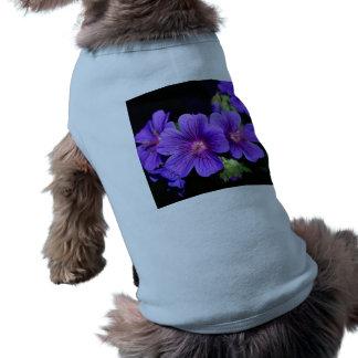 Flower Doggie Shirt