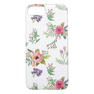 Flower drawing case