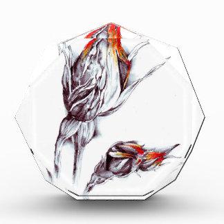 Flower drawing sketch art handmade awards