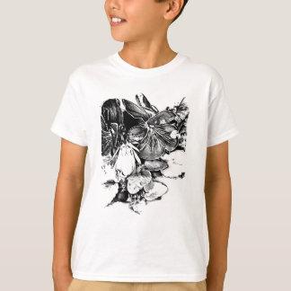 Flower drawing sketch art handmade T-Shirt