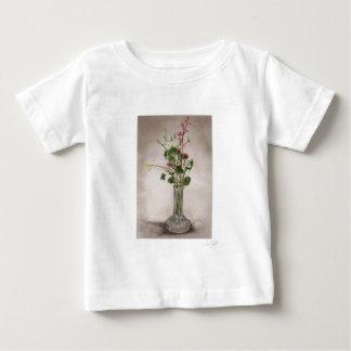 flower drawn in chalk baby T-Shirt