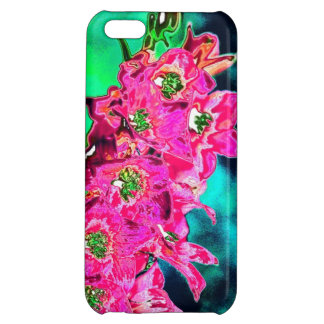 Flower dream cover for iPhone 5C