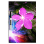 Flower Electric Dry Erase Whiteboards