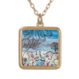 Flower Elephants Custom Jewelry