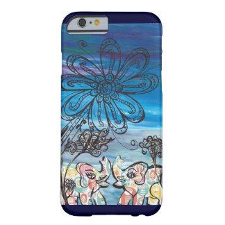 Flower Elephants iPhone 6 case