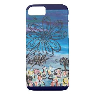 Flower Elephants iPhone 7 case