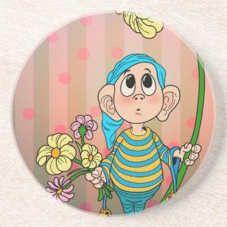Flower Elf Coaster