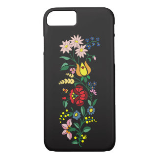 Flower Embroidery iPhone 8/7 Case
