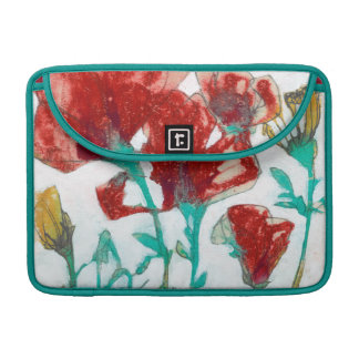 Flower Expression II Sleeve For MacBook Pro