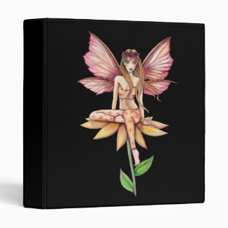 Flower Fairy Binder by Molly Harrison