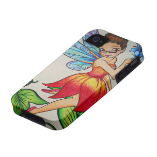 Flower Fairy iPhone 4/4S Cover