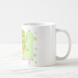 Flower Fairy Coffee Mugs