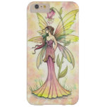 Flower Fairy Fantasy Art Fairies Barely There iPhone 6 Plus Case