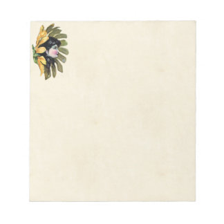 Flower Fairy Notepad