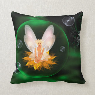 Flower Fairy Pillow