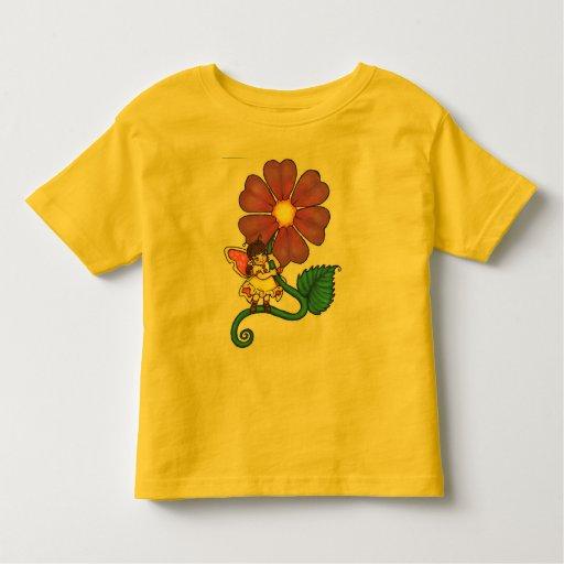 flower fairy t shirt