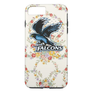 FLOWER FALCONS iPhone 8 PLUS/7 PLUS CASE