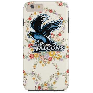 FLOWER FALCONS TOUGH iPhone 6 PLUS CASE