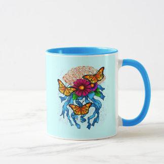 Flower Fan Mug
