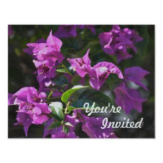 Flower Fancy Card