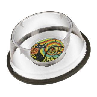 Flower Fantasy Food/Water Dish