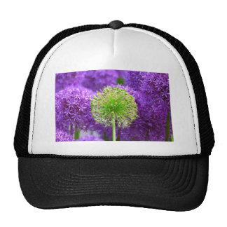 Flower Fash Trucker Hat