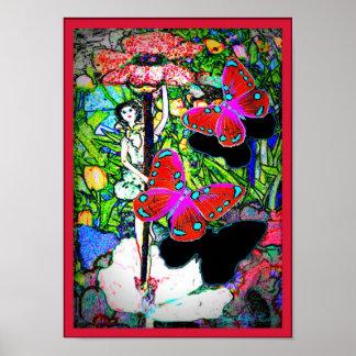 flower Fayry Poster
