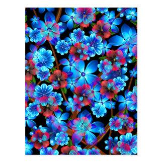 Flower Finale by Valxart Postcard