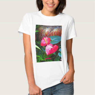 Flower Floral photos from Longwood Gardens T-shirt