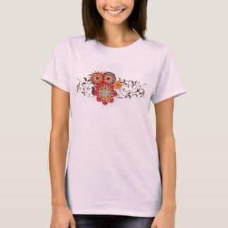 Flower Fluerish T-Shirt