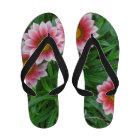 Flower Foot Sandals
