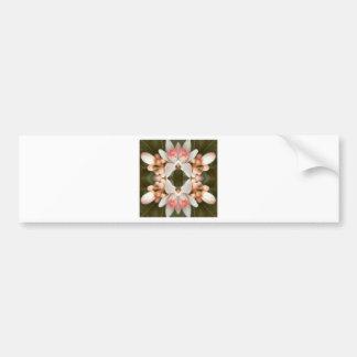 flower for everyone bumper sticker