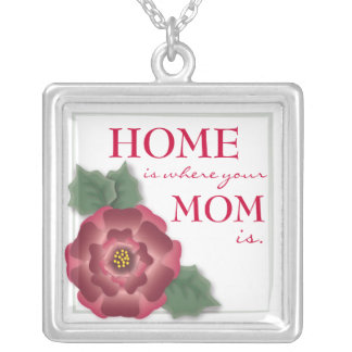 Flower for Mom Necklace