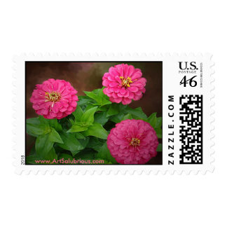 FLOWER FOR PEACE-05 STAMP