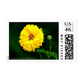 FLOWER FOR PEACE-08 STAMP
