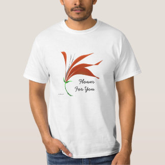 Flower for You T-Shirt
